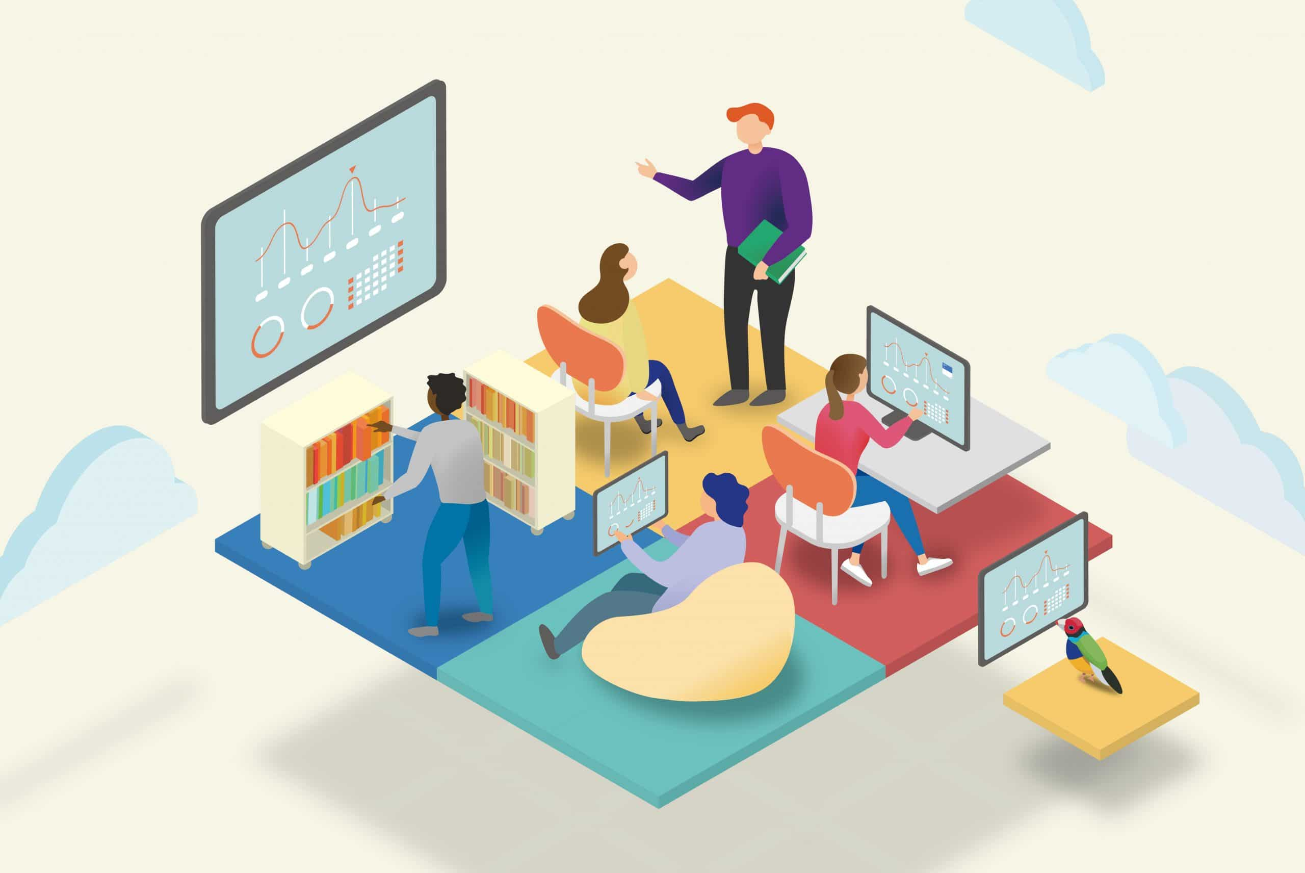 Next Generation Classroom Design Ideas And Learning Benefits Myviewboard Blog Developing future ready classroom with