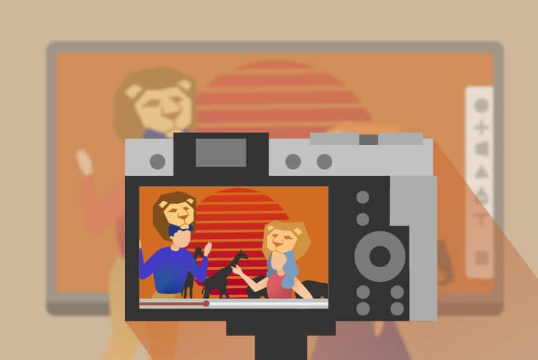 What students can achieve if they make their own educational videos