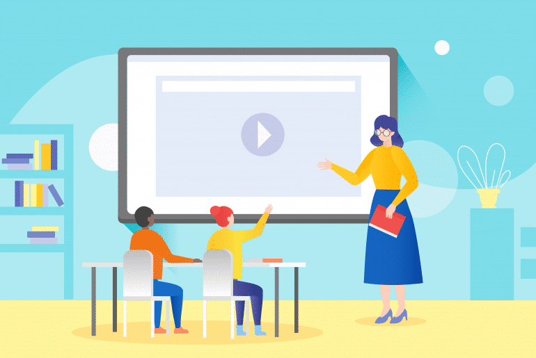 Boosting Student Engagement with Video-assisted Learning