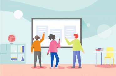 Digital Whiteboarding for Improved Student Engagement
