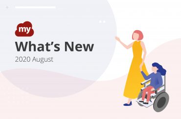 What's New August 2020