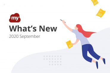 What's New September 2020