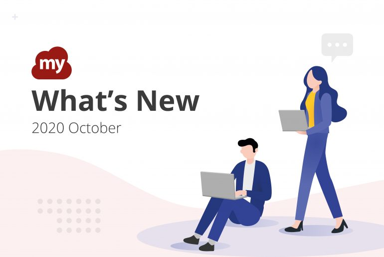 What's New October 2020