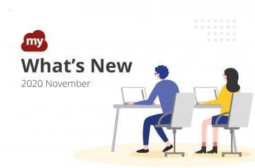 Bản tin cập nhật - Tháng 11/2020