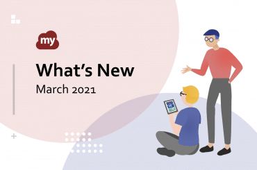March update: What's new with myViewBoard?