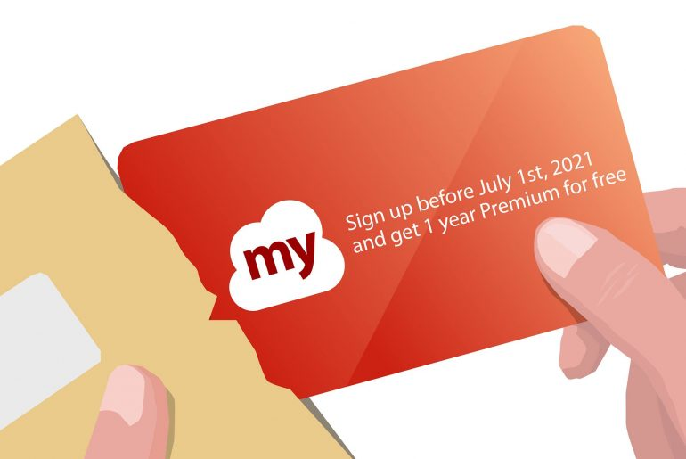 Get 1 year of myViewBoard Premium for free