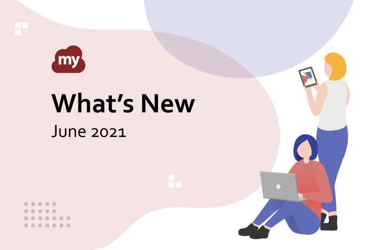 myViewBoard 最新消息 – 2021 年 6 月封面圖