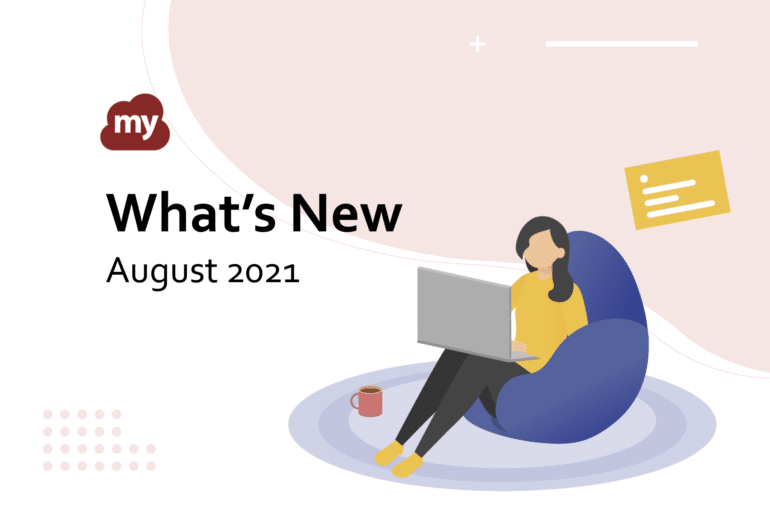 What's New with myViewBoard in August featured image