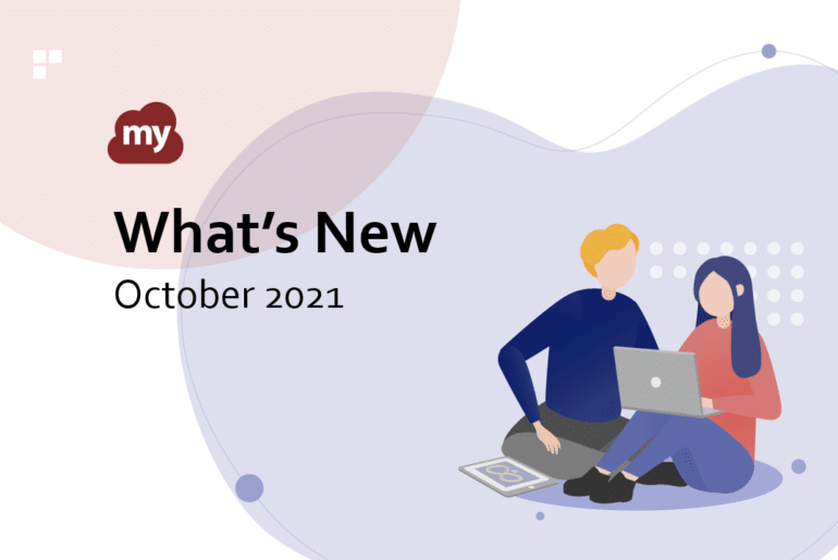 What's New in October